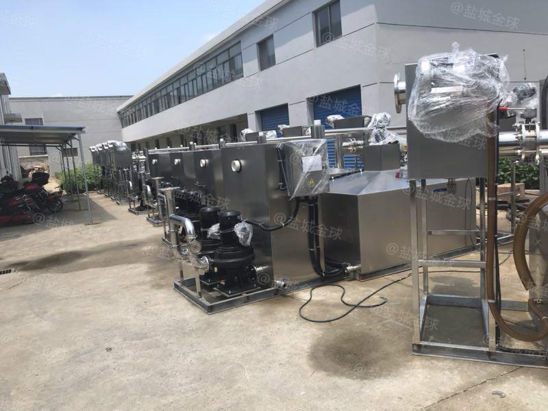 广东隔油设备第三方检测报告