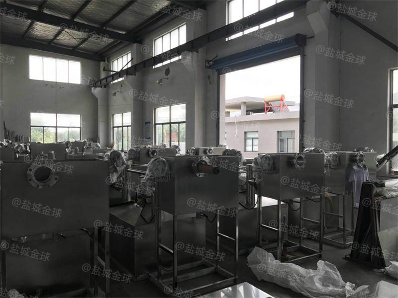 广东一体化油脂分离设备