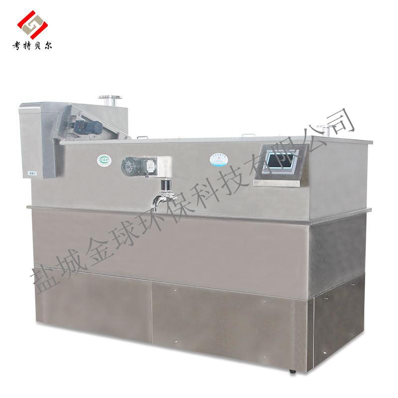 广东厂家直销厨房废水自动隔油器运行原理 分析其特点优势