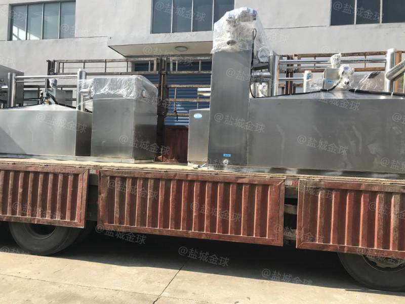 处理量2吨长1200*宽600*高800油水分离器价钱