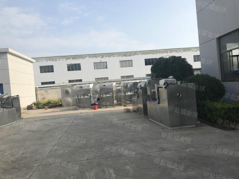 广东处理量20吨长2400*宽1200*高1200标准隔油池