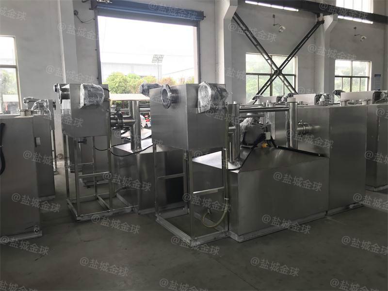 北京3500人油水分离器的工作原理