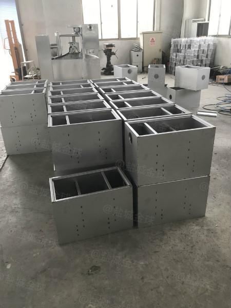 广东200人不锈钢油脂分离器