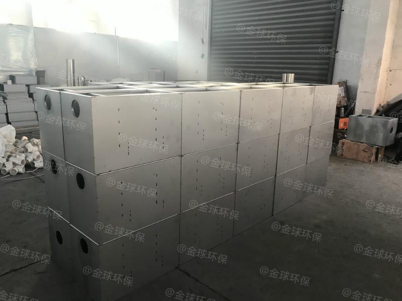 北京5000人商场全自动隔油池厂家