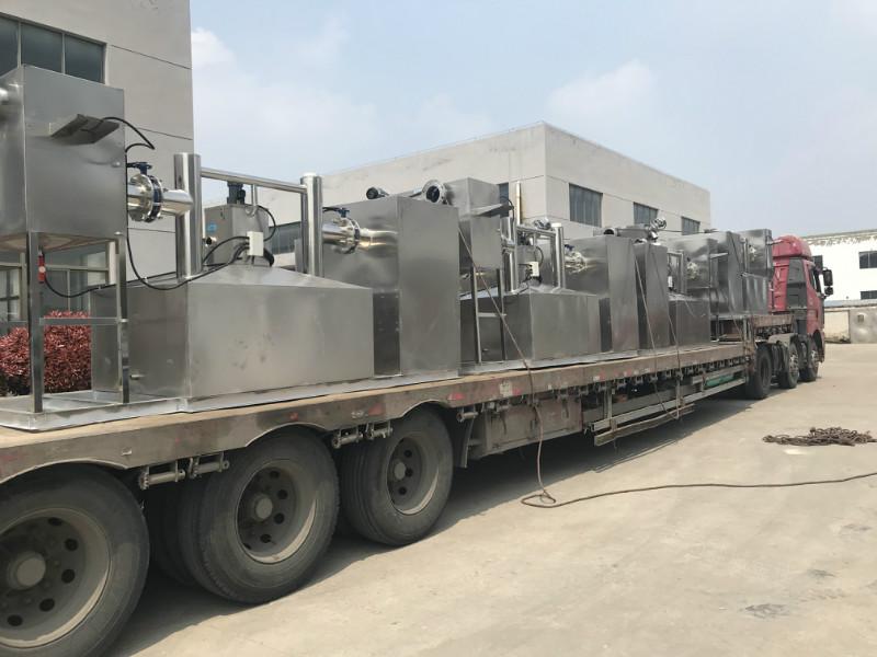北京200人隔油池制造厂家
