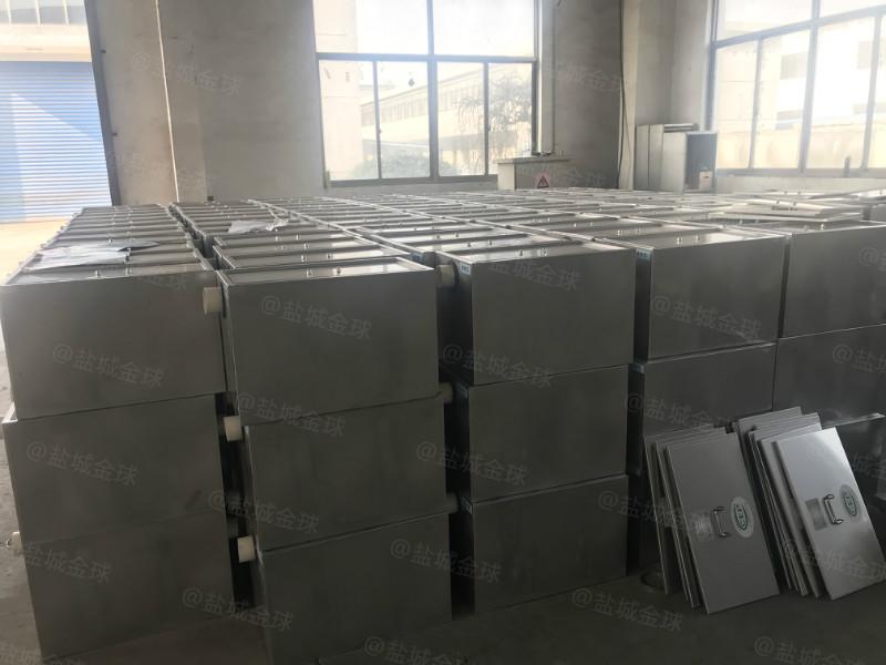 杭州餐饮油水分离设备认证品质精良