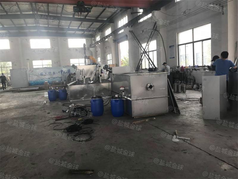 衢州一体化隔油提升设备招商加盟项目