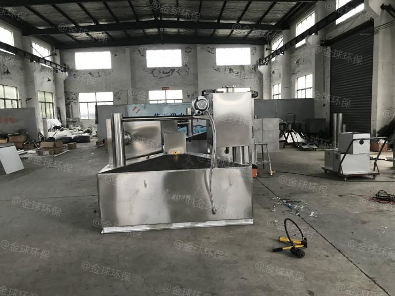 乌鲁木齐不锈钢隔油器施工说明金质服务