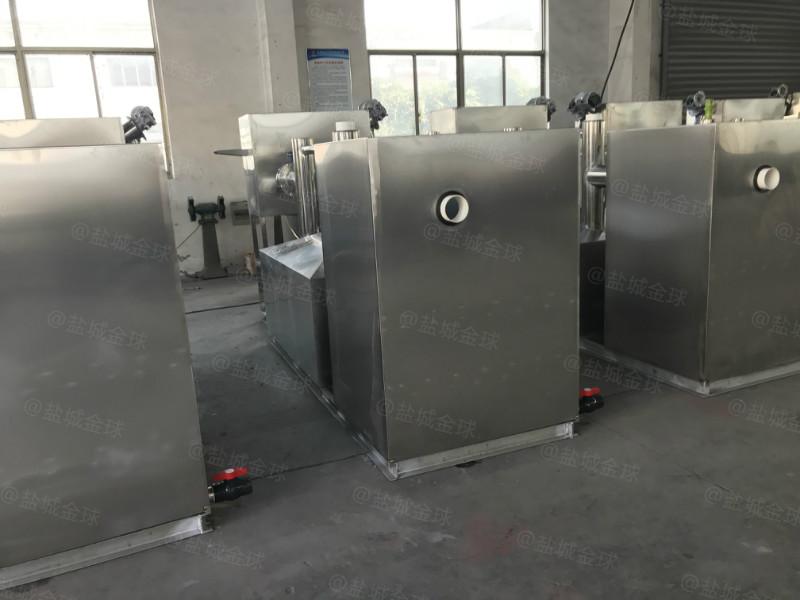 扬州饭店油水分离器批发价格售后无忧